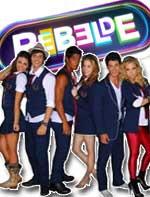Atores e Personagens da Novela Rebelde