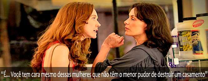 Novela Avenida Brasil 09/04 – Amiga da onça! Noêmia descobre que ...