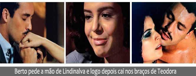 Novela Gabriela 21/06: Que fogo rapaz! Berto pede Lindinalva em ...