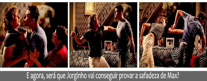... Vem Por ai nos Capítulos da Novela Avenida Brasil de Terça, 03/07