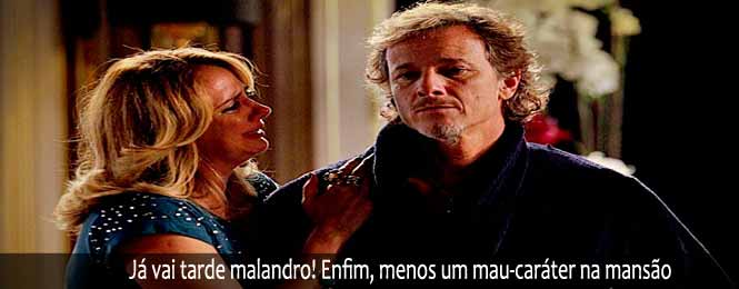 ... Vem Por ai nos Capítulos da Novela Avenida Brasil de Quinta, 05/07
