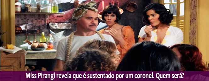 ... fique por dentro das novidades da novela Gabriela desta sexta, 24/08