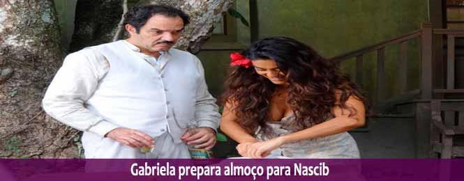 que Vem Por ai nos Capítulos da Novela Gabriela de Terça, 23/10