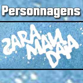 Conheça os atores e perfil dos personagens da novela Saramandaia