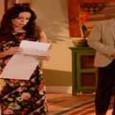 Em Família resumo dos capítulos: As dúvidas, finalmente, acabaram. Juliana recebe o resultado do exame de DNA que confirma que Nando é pai de Bia.